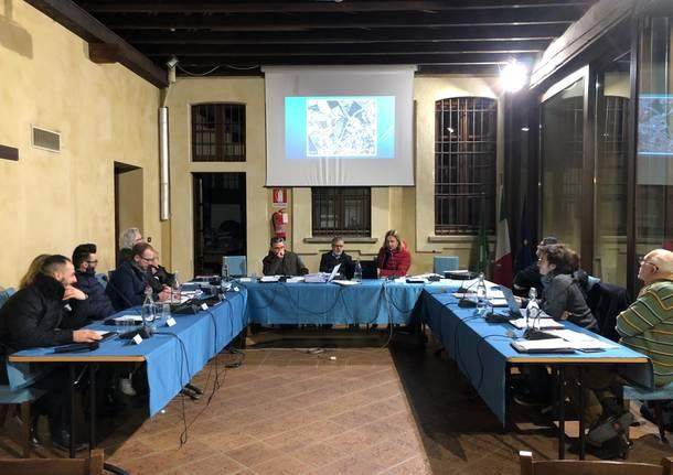 Consiglio comunale turbigo