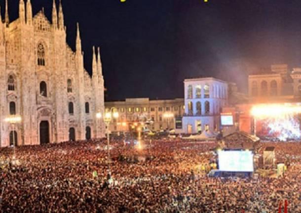 Il Concertone Di Capodanno In Piazza Duomo Orari Artisti