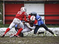 ice bowl gorillas varese mastini canavese football americano