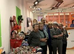 In via Romagnosi il mercatino dei centri anziani