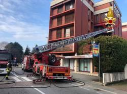 Incendio Cassano