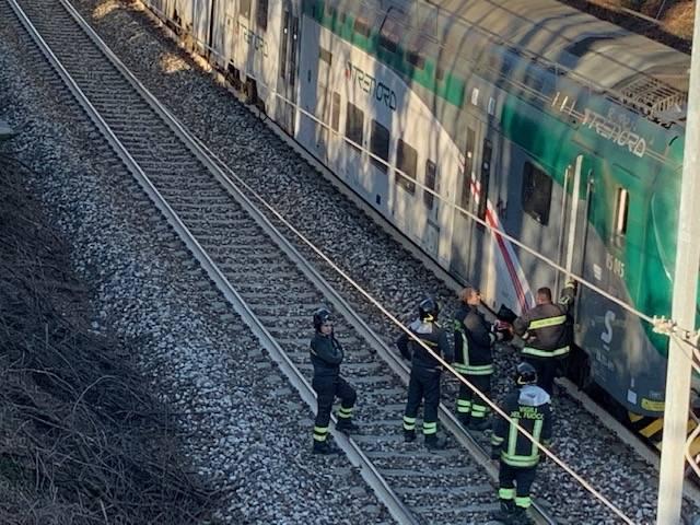 Incidente ferrovia Castronno