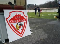L'Asd Città di Varese gioca al Franco Ossola