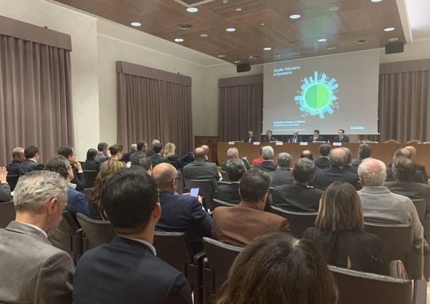 La prima tavola rotonda di Deloitte Varese