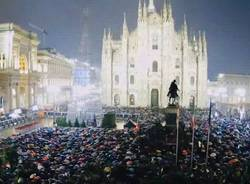 Le sardine a Milano