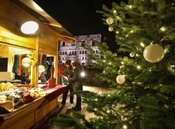 Marché Vert Noël aosta
