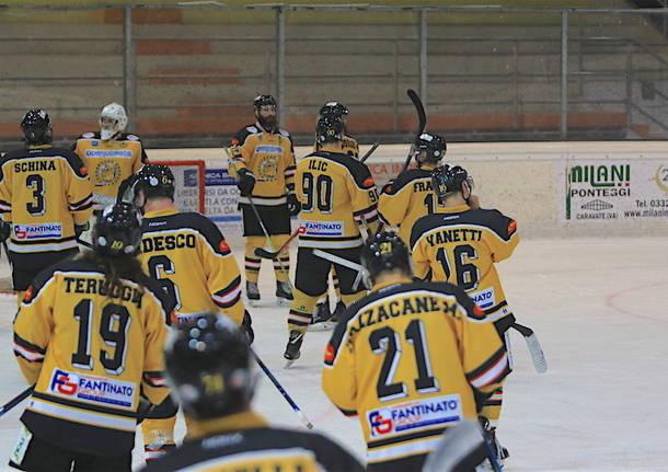 Mastini – Unterland Cavaliers 4-2