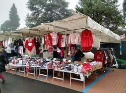 Mercato di Saronno pre-natale 2019