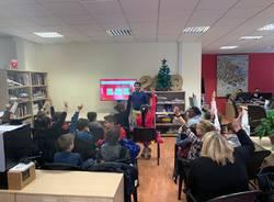 Morosolo, la classe quinta in visita a VareseNews