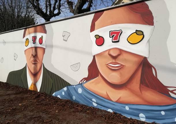 murales azzardo cairate