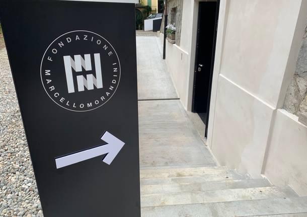 Museo Morandini: i primi scatti all'interno del prossimo museo internazionale di arte contemporanea