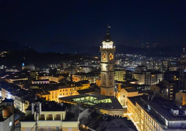 Natale a Varese, in moltissimi in centro