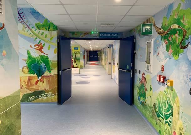 Inaugurazione del nuovo pronto soccorso pediatrico