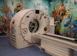 Nuovo pronto soccorso pediatrico al del Ponte