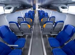 Nuovo treno Caravaggio Fnm