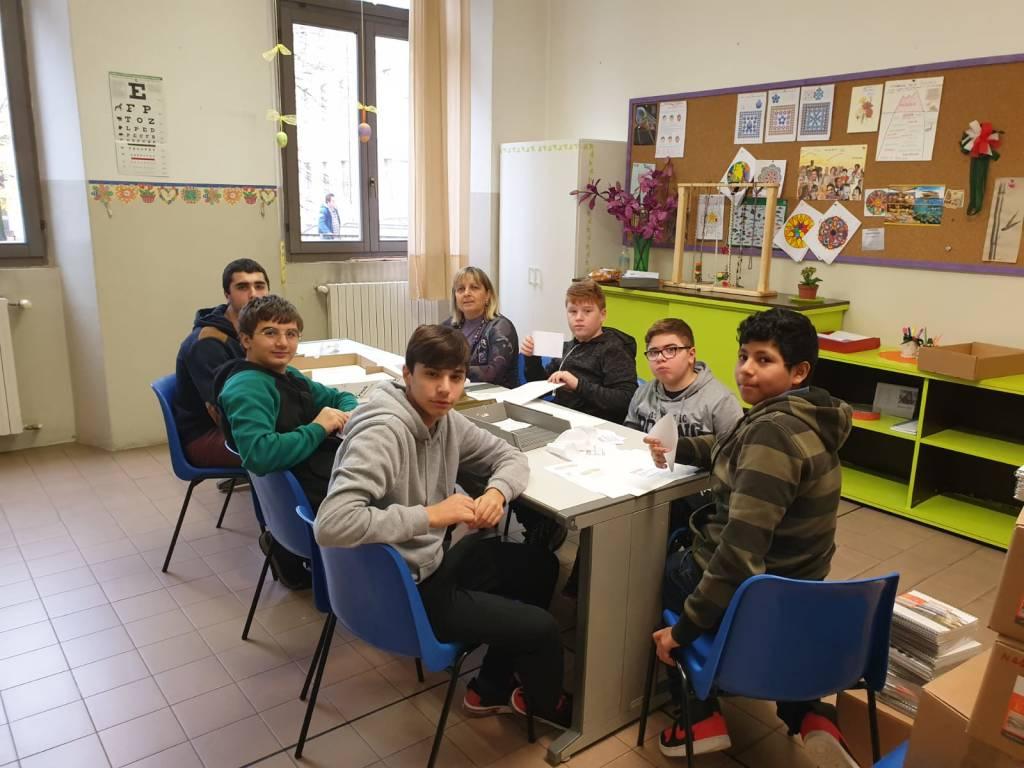 Open Lab dell'istituto Ponti alla Galdabini spa