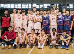 pallacanestro varese academy under 15 2019 EYBL