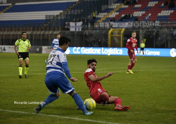Pro Patria – Novara 1-2