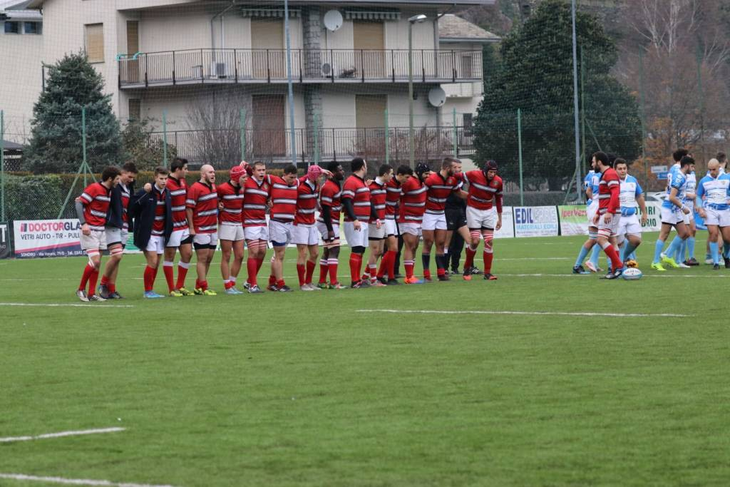 Rugby Sondrio - Rugby Varese 24-20