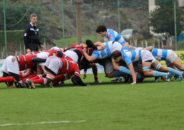 Rugby Sondrio – Rugby Varese 24-20