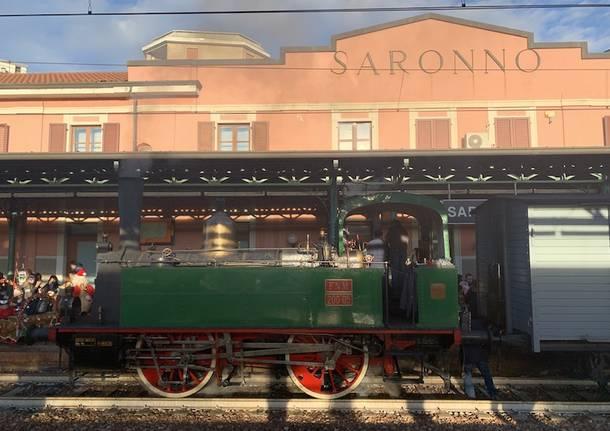 Saronno ferrovie stazione Fnm