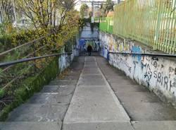Saronno, via alla riqualificazione del sottopasso pedonale