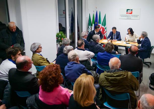 sede forza italia varese