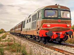 treno storico Locomotore D.445.1108