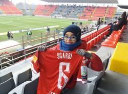Un pomeriggio allo stadio: il regalo di Filippo Sgarbi al piccolo Lorenzo