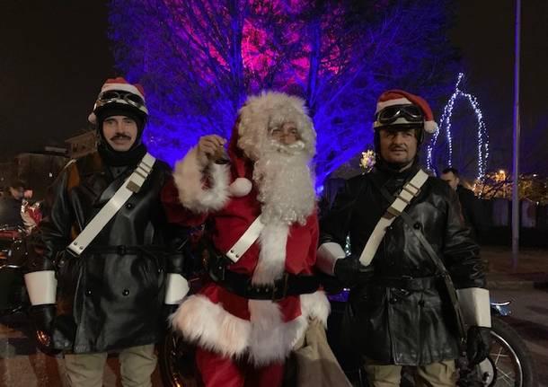 Varese - Babbo Natale dei Carabinieri 2019