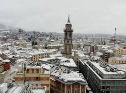 Varese dalla torre civica