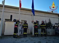 Vigili del Fuoco, la sede di Via Isonzo