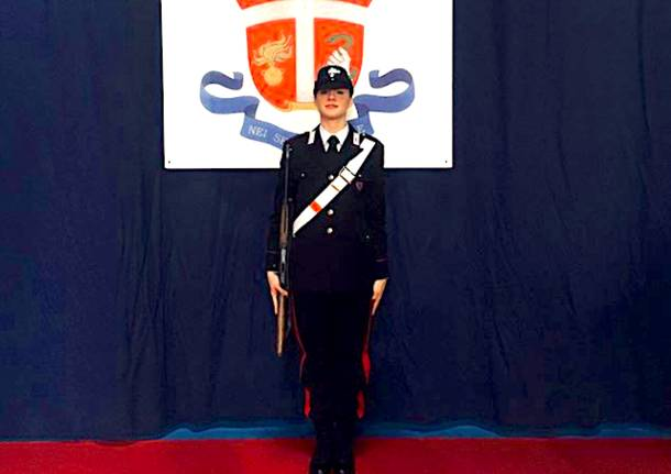 vittoria fontana carabinieri atletica leggera