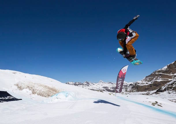 alessandro alex lotorto snowboard