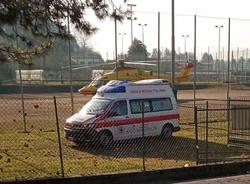 ambulanza elisoccorso gemonio gennaio 2020