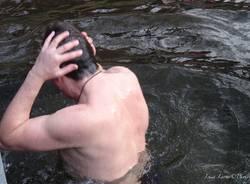 Battesimo ortodosso al Lago di Ghirla - 2