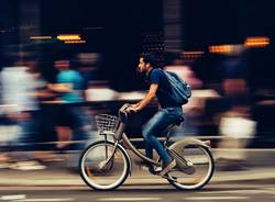 bicicletta elettrica e-bike