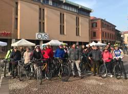 biciclettata di Fiab Ciclocittà per il giorno della memoria 2020