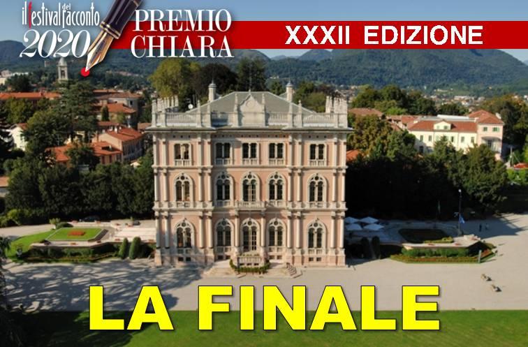 Finale del Premio Chiara 2020