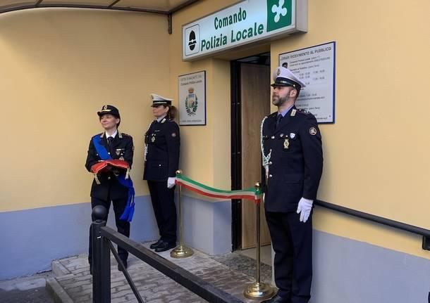 Nuova sede per la Polizia Locale di Malnate