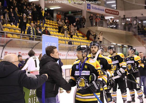 Coppa Italia: Merano – Mastini 6-5