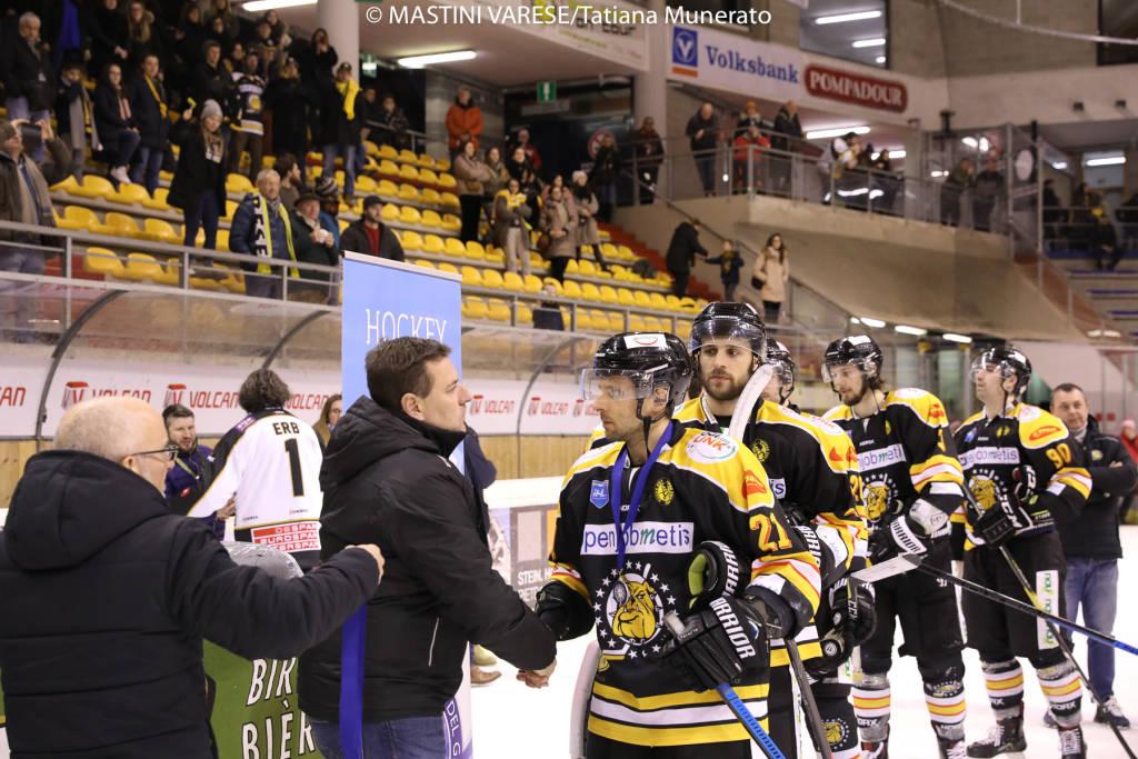 Coppa Italia: Merano - Mastini 6-5