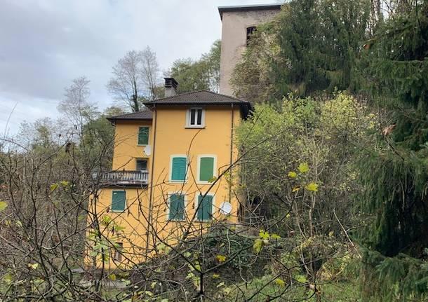 """Il """"castello"""" sul Tresa, da vecchia turbina a fabbrica di cultura"""