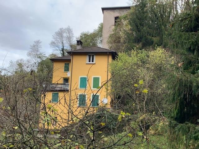 """Il \""""castello\"""" sul Tresa, da vecchia turbina a fabbrica di cultura"""