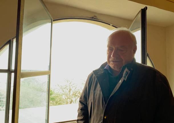 Carlo Carcano e il fantasma di Luigi Borghi