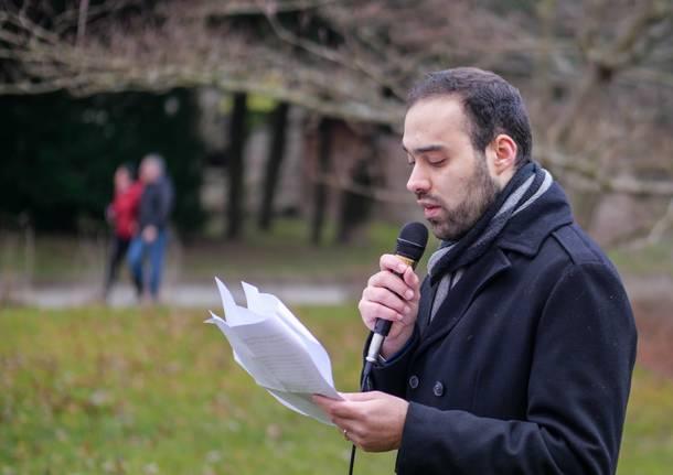 Arcigay commemora le vittime dell'olocausto