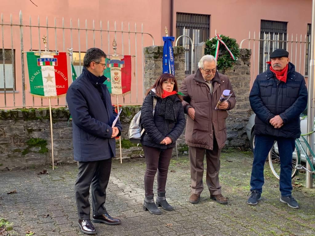 Commemorazione Pegoraro 2020