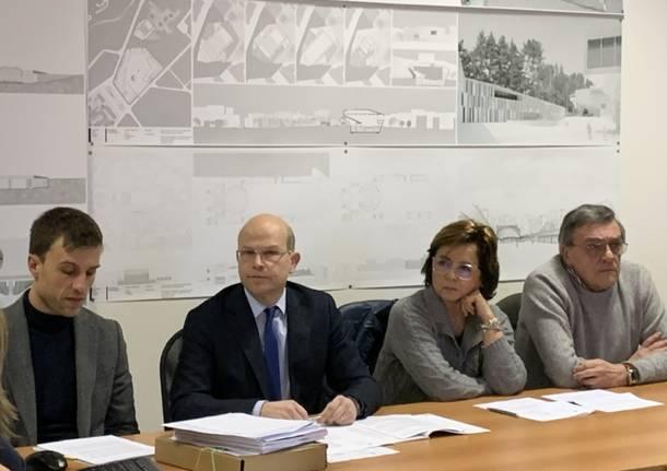 Commissione urbanistica varese 20 gennaio