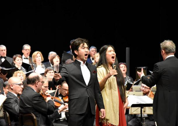 Concerto Orchestra Amadeus