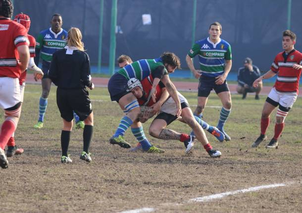Cus Milano – Rugby Varese 65-5